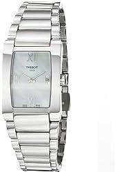 Tissot Women's T0073091111300 T-Trend Stainless Steel Bracelet Watch