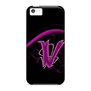 linJUN FENGPerfect Pink V Case Cover Skin For Iphone 5c Phone Case