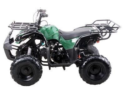Coolster 3125R 125cc Kids ATV Army Green