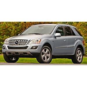 Amazon.com: 2011 Mercedes-Benz ML350 Reviews, Images, and Specs: Vehicles