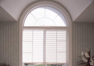 Amazon Com Rediarch Fabric Arch Window Shade 36 X 72 Home Kitchen
