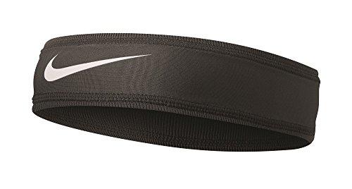 Black Hair Belt (Nike Speed Performance Headband(Black/White,)
