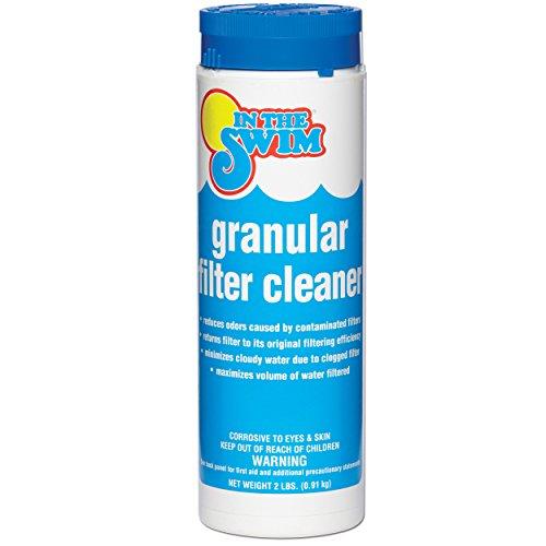 In The Swim Granular Pool Filter Cleaner 12 x 2 lbs.