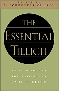 Book The Essential Tillich