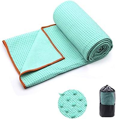 Haute Qualité Tapis De Yoga Serviette Bikram Pilates séchage rapide antidérapante Sueur absorbant