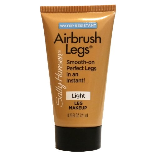 (3 Pack) SALLY HANSEN Airbrush Legs Lotion Trial Size - Light-Trial Size: Amazon.es: Belleza