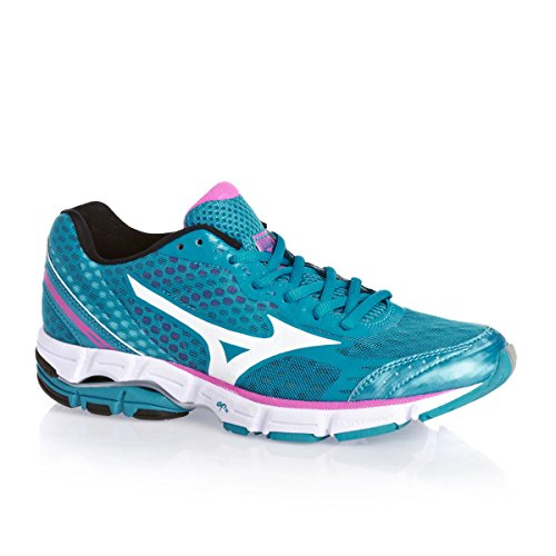 Wave Pied Course Chaussure Women's Blue Connect De à Mizuno Tq6w6