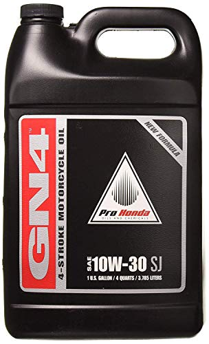 Honda Gn4 10w 30 Motorcycle Oil Gallon