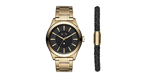 Amazon.com: Armani Exchange AX7104 Nico - Reloj para hombre ...