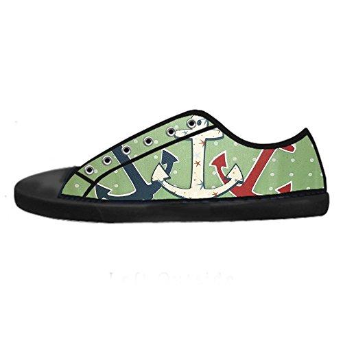 Des Anker Dalliy Canvas Blau Ozeans Schuhe Laceup Mens Shoes reWBodCx
