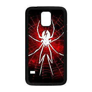 Customize Famous Music Band My Chemical Romance Back Cover Case for Samsung Galaxy S5 Designed by HnW Accessories