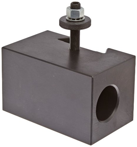 Dorian Tool D5 Chromium Molybdenum Alloy Steel Quick Change Morse Taper Toolholder for SDN35CXA Super Quick Change Tool Post, MT4, 2-1/2'' Height by Dorian Tool