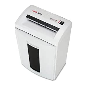HSM Heavy Duty Office Shredder (104.3CC)
