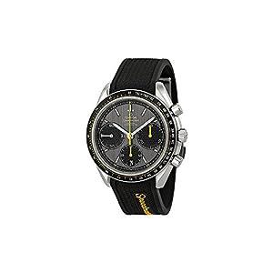 4108LOexqaL. SS300  - Omega Speedmaster Racing Grey Dial Mens Watch 32632405006001