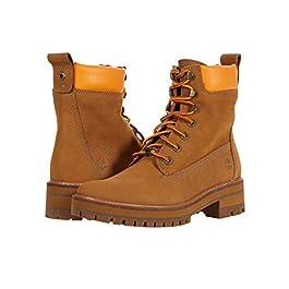 Timberland Women's Courmayeur Valley 6″ Boot Fashion, 1