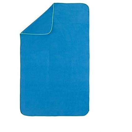 Nabaiji Soft Microfibre Towel (Blue, S)