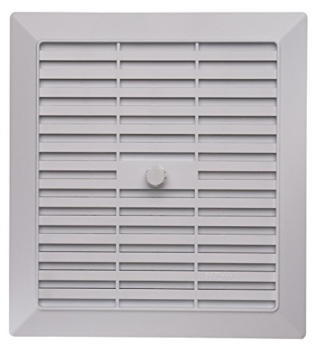 Broan G686N Grille for NuTone 686 Bath Fan, 9-1/2 in. W x 8-3/4 in. H x 5/8 in. D.