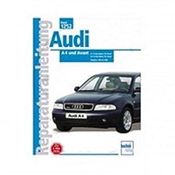 Reparación instrucciones - 222.05.15 - 1252 - AUDI A4 diésel (B5/8d): Amazon.es: Coche y moto