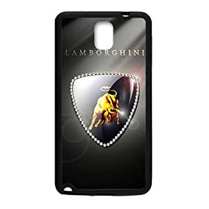 Cool-Benz Famous car logo Lamborghini Phone case for Samsung galaxy note3