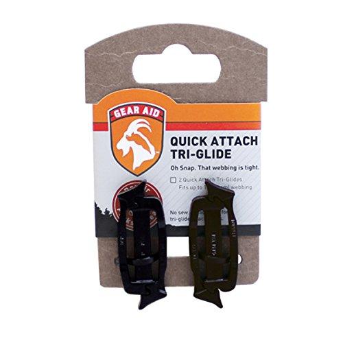 GEAR Quick Attach Tri Glide Buckle