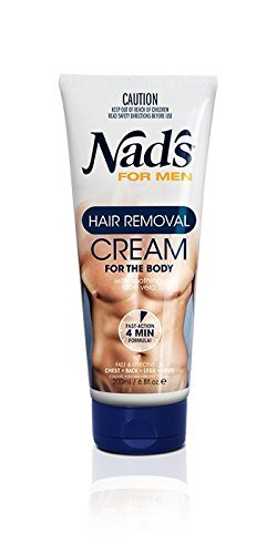 Nad s For Men Hair Removal Cream - 200 ml by NAD S