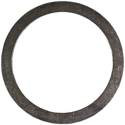 Lot de 10 rondelles d/'/écartement 15 x 21 x 1 mm DIN 988 rondelles d/'/équilibrage rondelles