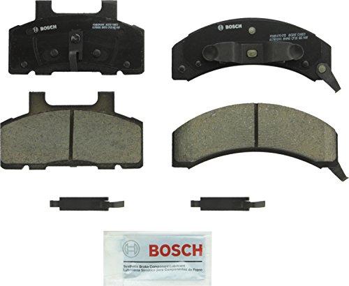 Bosch BC215 QuietCast Premium Ceramic Front Disc Brake Pad Set