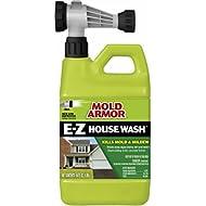 Mold Armor FG51164 E-Z House Wash, Hose End Sprayer, 64-Ounce