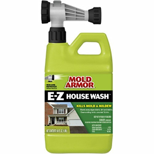 Mold Armor FG51164 E-Z House Wash, Hose End Sprayer, - Sprayer Wash Hose End