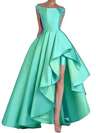 Amazon.com: Dydsz Women's Off Shoulder Long Evening Prom ... - photo #33