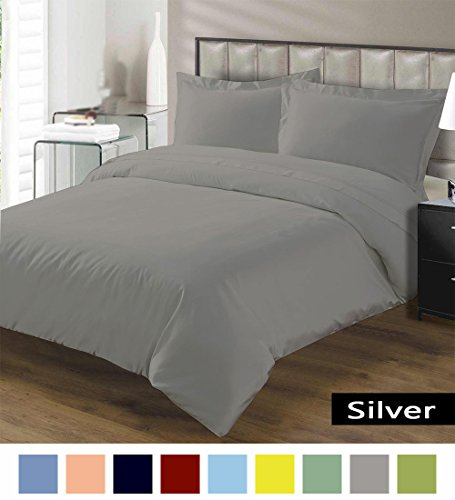 Blue Italian Duvet Cover - 5