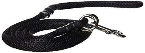 Weiss Walkie No Pull Dog Leash, Large, Black