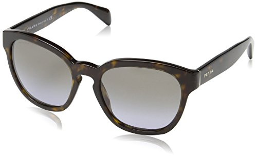 PR Grey Sonnenbrille Prada Lillac Havana Light Marrón 17RS 057dq