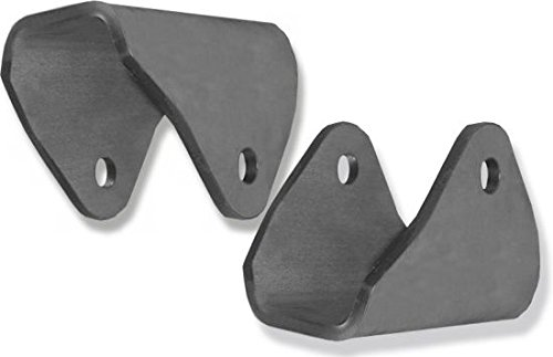 (BILLET4X4 3 inch Spring Hangers for 2-1/2 inch Leaf Springs (Pair))