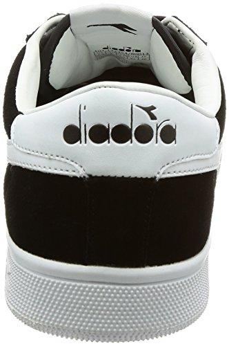 80013 Diadora Sneaker Nero Field Uomo qxawfFz