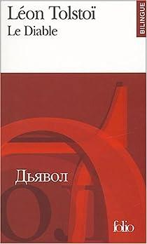 Le Diable par Tolstoï