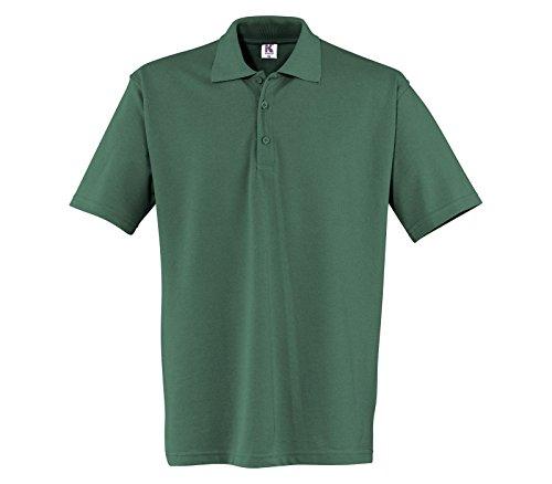 Kübler Arbeit Shirt kurzärmelig, 1 Stück, XS, moosgrün, 56066213-65-XS