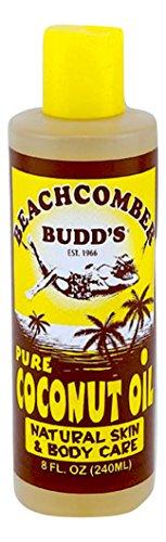 Price comparison product image Hawaiian Beachcomber Budd Pure SCENTED Coconut Oil 8 oz