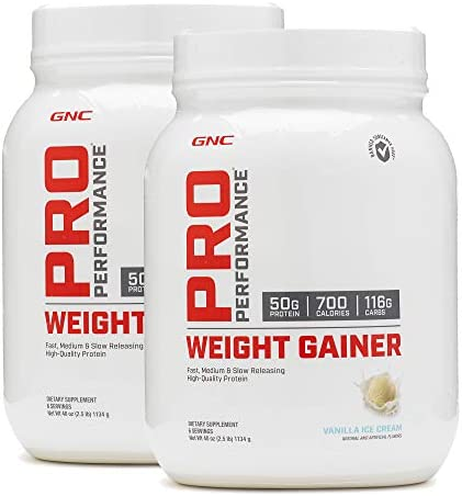 n-mass weight gainer