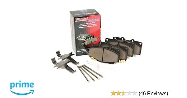 Amazon com: Centric 105 07640 Posi-Quiet Ceramic Brake Pad