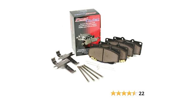 Frt Super Premium Ceramic Brake Pads  Centric Parts  105.60200