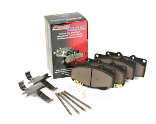 Centric 105.0647 Posi-Quiet Ceramic Brake Pad with Shims