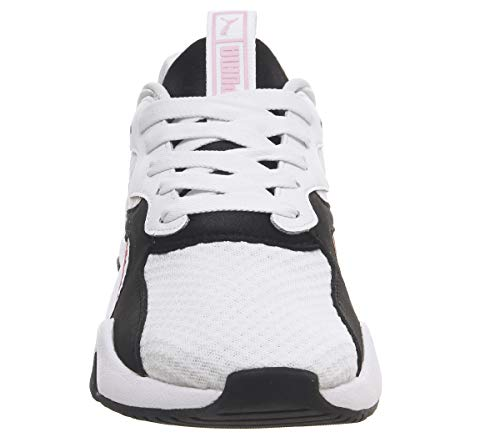 Sneakers Blanc puma Basses Nova Pink pale Wn's White Bloc Puma 3 Femme 90's qw1pZ0F