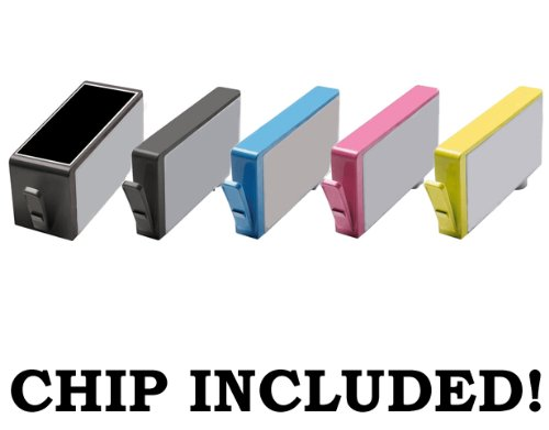 Hi Yield Non-OEM Ink Cartridge for HP 564XL Photosmart