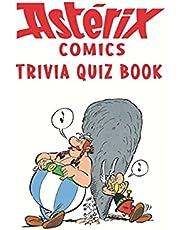 Asterix Comics: Trivia Quiz Book