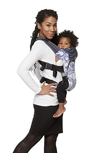 Black//Minty Grey ByKay Click Carrier Reversible Wendbare Babytrage