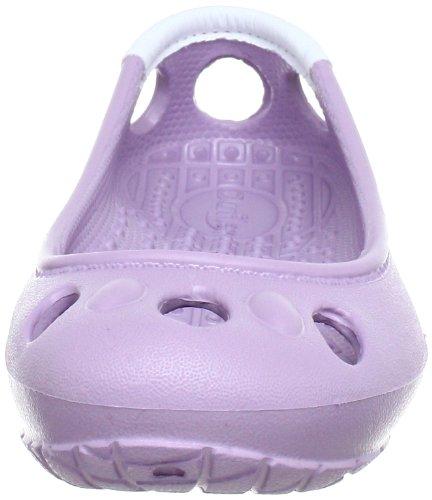 Chung Shi DUX Ballerina Kinder 890080O Mädchen Ballerinas Violett (Lavendel)