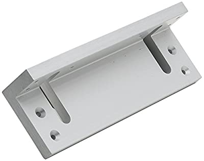 """Schlage Electronics M400 Series Top Jamb Bracket for M420 High Security Electromagnetic Lock, 9"""" Length"""