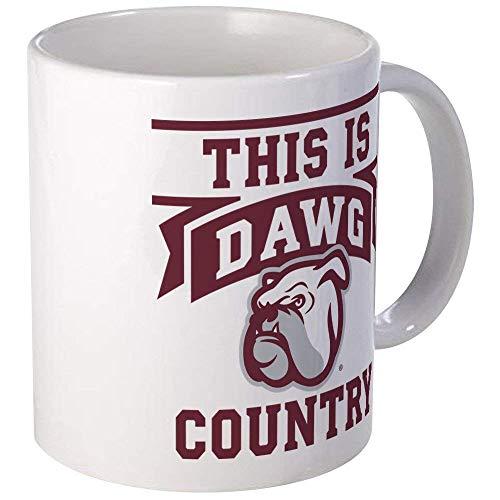 - Mississippi State Bulldog Dawg C - Ceramic 11oz Coffee/Tea Cup Gift Stocking Stuffer