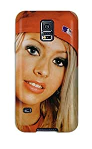 Andrew Cardin's Shop blondes women celebrity christina MLB Sports & Colleges best Samsung Galaxy S5 cases 2158096K230866822